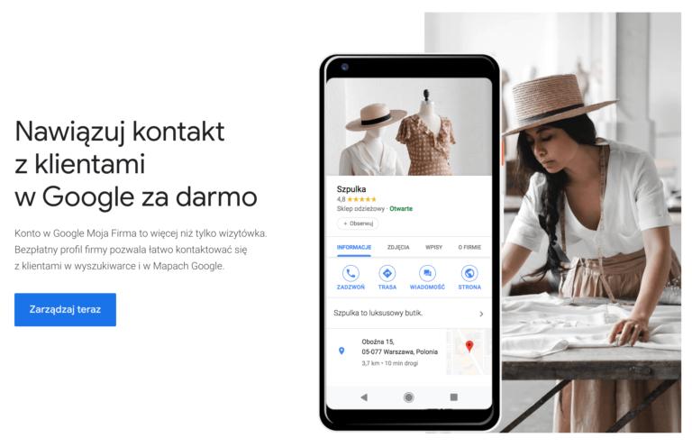 Google Moja Firma