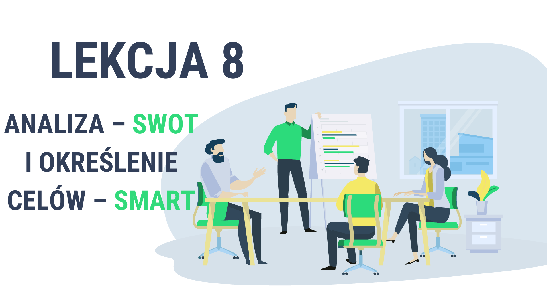 Lekcja 8 - Analiza SWOT i SMART