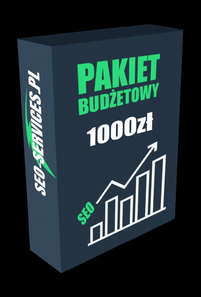 Pakiet budżetowy 1000 PLN