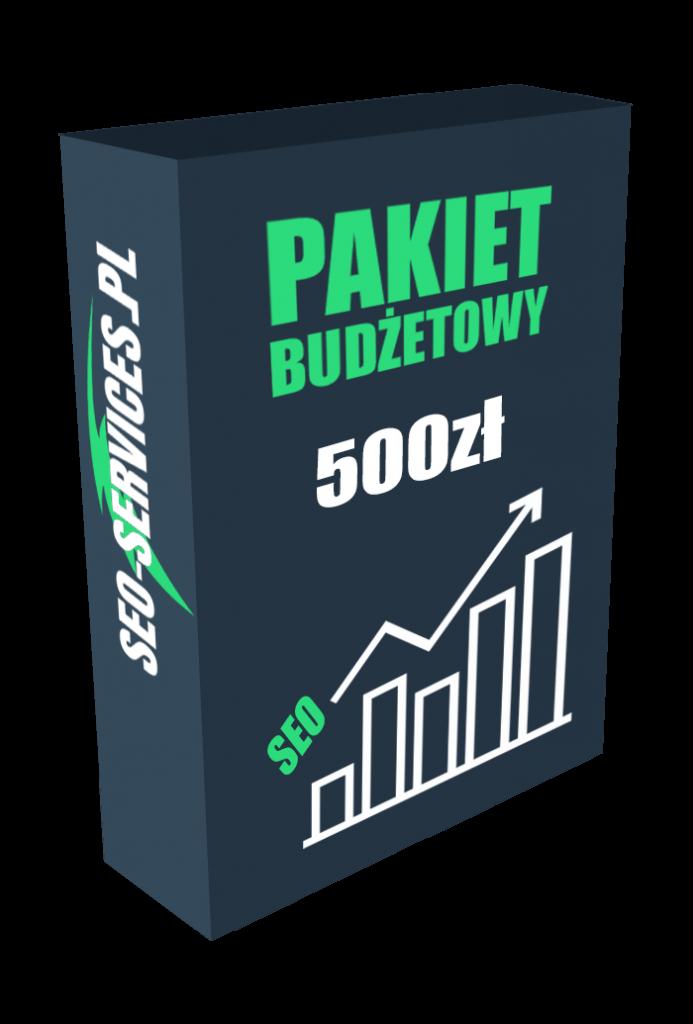 Pakiet budżetowy 500 PLN