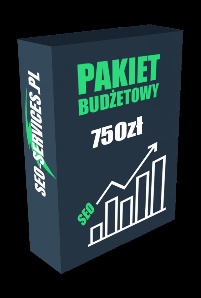 Pakiet budżetowy 750 PLN