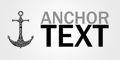 Anchor Text - SEO