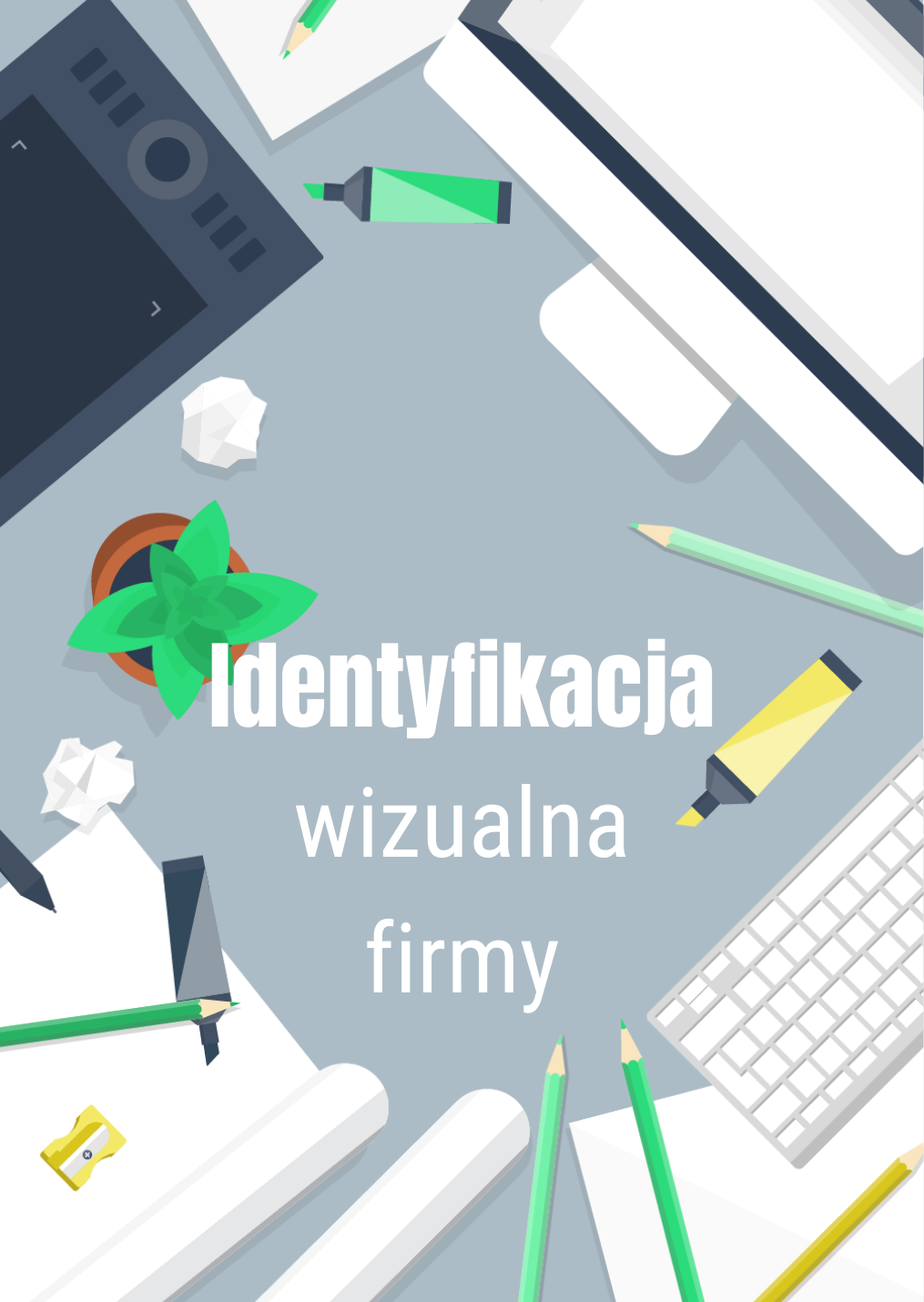 CG - Identyfikacja wizualna firmy