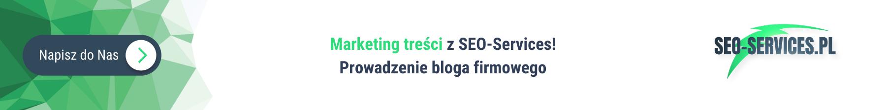 Marketing treści z SEO-Services